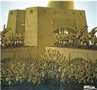 城墙上下的舞蹈组画系列一